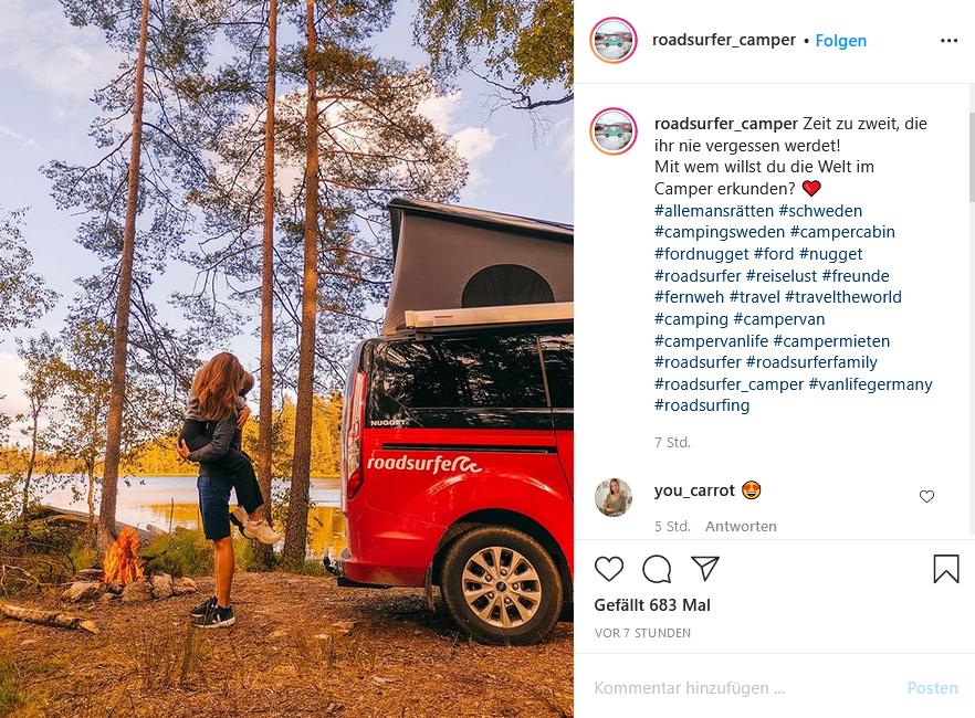 Instagram Posts optimieren mit Scrollstop