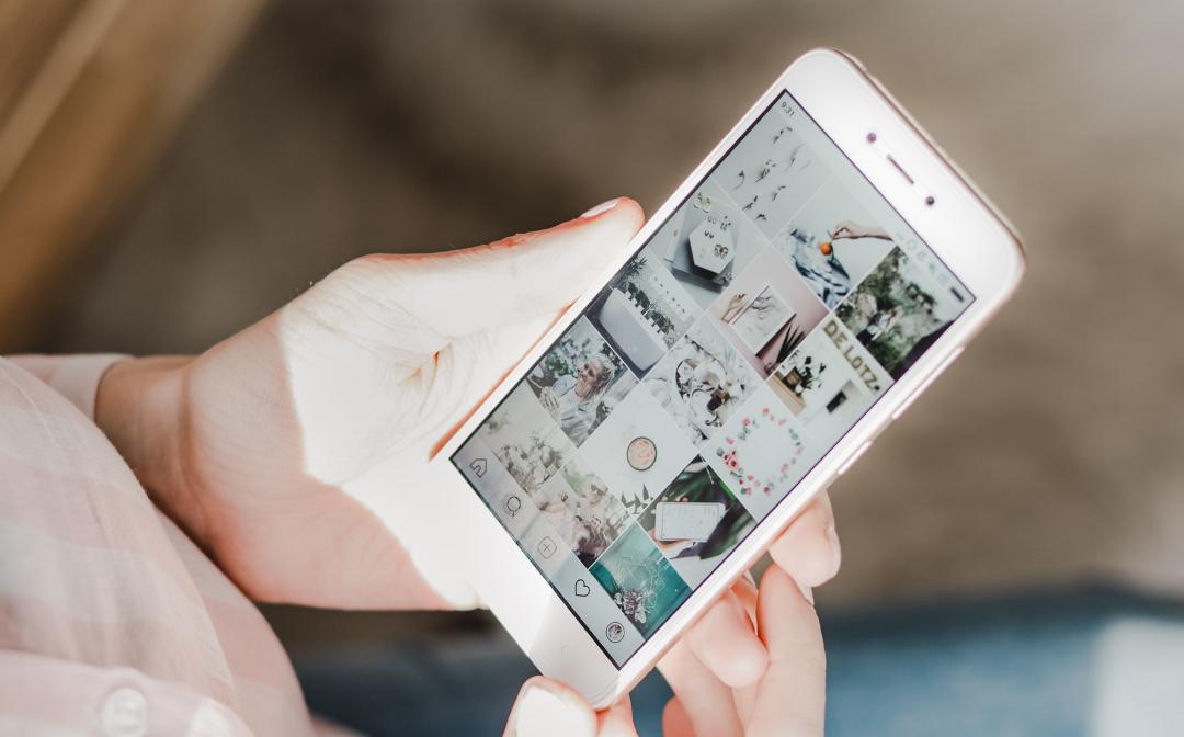 Online Marketing Tipps! Instagram Post optimieren